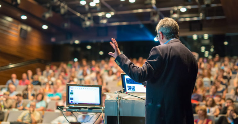 Selling From the Stage: Our Promise to SkySprout Summit Attendees